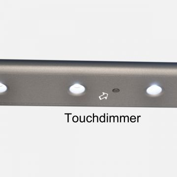 liin anax 1350mm mit sensordimmer. Black Bedroom Furniture Sets. Home Design Ideas