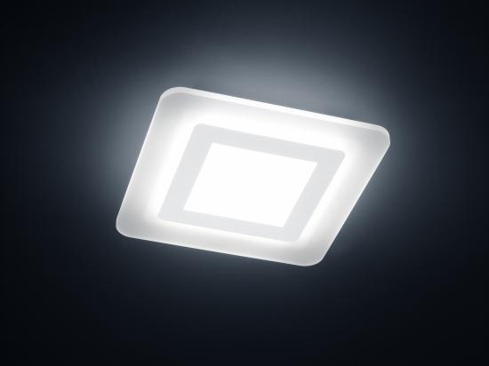 Deckenleuchten rund flach led inspiration for Deckenlampe flach